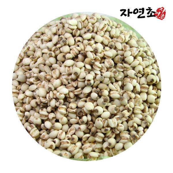 국산 율무 의이인 율무차 (백미) 500g