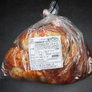 종가집 포기김치 소백 5kg 종갓집 국산 배추김치