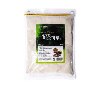 태평선식/미숫가루/검정콩 미숫가루800g 2봉