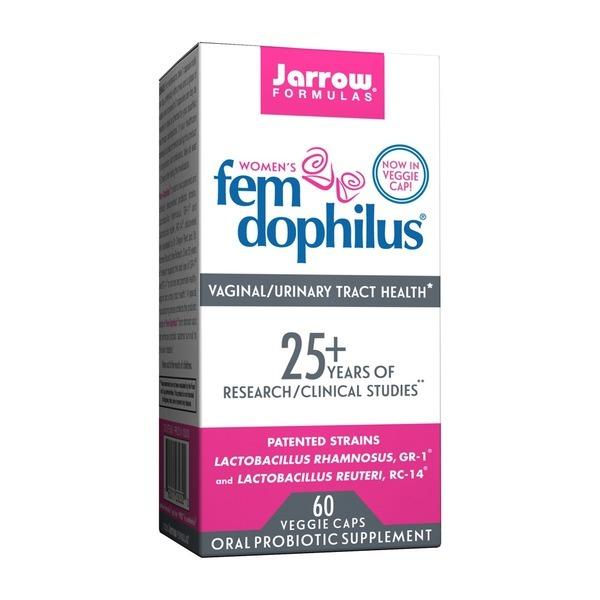 자로우 펨 도피러스 50억 여성 유산균 60 정