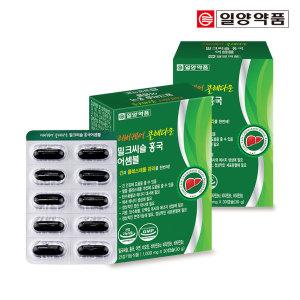 밀크씨슬 홍국 밀크시슬실리마린 2개월 간건강영양제