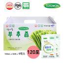 유기농 부추즙 4박스(120포) 강원식품 무료배송