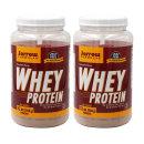 2개 Jarrow 웨이 프로틴 카리브 초콜릿 초코 유청 단백질 보충제 33 서빙 908 g
