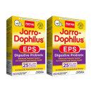 2개 Jarrow 도피러스 EPS 250억 유산균 60 베지캡슐 실온보관 프로바이오틱스