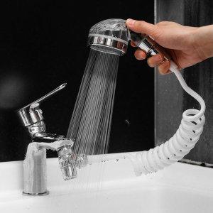 올인원 세면대 샤워기 풀세트 4종구성
