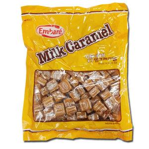 엠바레 밀크카라멜 캐러멜 720g