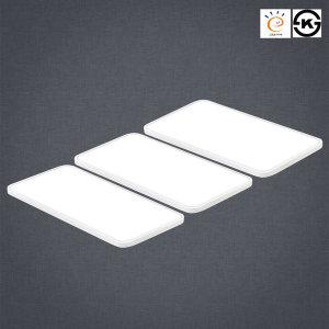 LED거실등150W  심플매입6등 국산 KS인증 삼성 LG칩