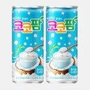 코코팜화이트240m 30캔 요구르트맛 캔음료 코코팜