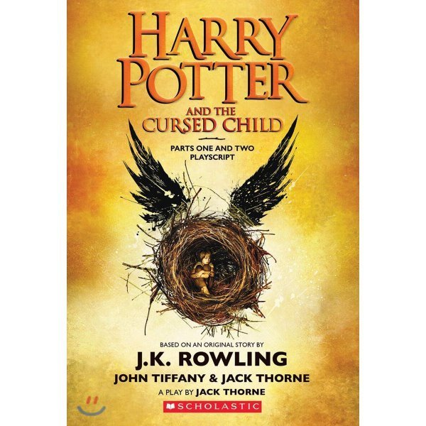 Harry Potter and the Cursed Child  Parts One and Two: The Official Playscript of the Original W...