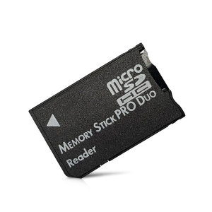 MS 프로 듀오 카드 리더기 /메모리 스틱 변환 어댑터