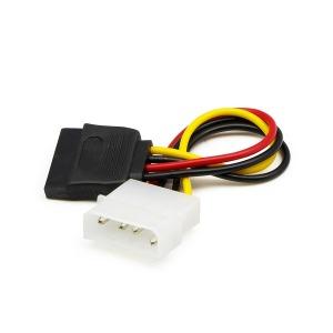 IDE-SATA 전원 변환 케이블 15CM ML-ISP015 당일발송