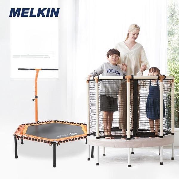 멜킨 머렌 안전망 트램폴린 클럽형 점핑다이어트 방방