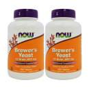 2개 Now Foods 맥주효모 비타민 B 비오틴 이노시톨 650 mg 200 타블렛