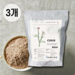 누티정품 시서스 50배농축 24개월 시서스가루 3개