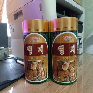 1+1(소백산블랙)건강식품 건강환 모듬 영지환 300gX2