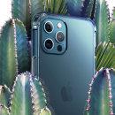 아이폰12ProMax 에어백 투명 범퍼 젤리 하드 케이스