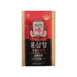 쇼핑백 증정 정관장 홍삼정 100g 홍삼농축액
