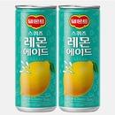 델몬트레몬에이드240ml 30캔 에이드음료