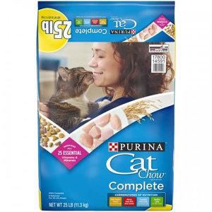 캣차우 고양이 사료 11.3kg / 퓨리나 맞춤형 사료