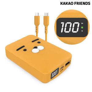 휴대용 사각 PD 보조배터리 10000mAh 라이언