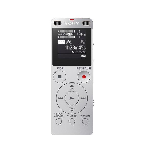 ICD-UX560 소니녹음기 소형녹음기 강의용녹음기 실버