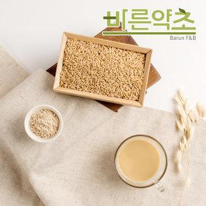 볶은 귀리 오트밀 가루 분말 / 국내산 / 600g