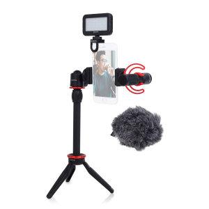 보야 BY-VG350 Ultimate Smartphone Video Kit 삼각대