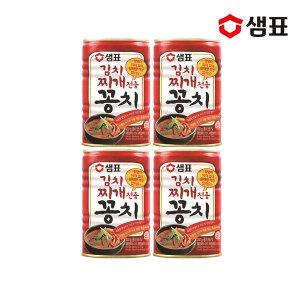김치찌개 전용 꽁치 400gX4 기획