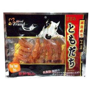 도모다찌 고구마 사사미 380g / 애견간식 강아지간식
