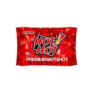 핫앤핫 일반형 핫팩 60매(10매입 6팩) / 대용량  선물용
