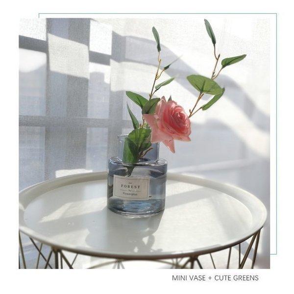 꽃병 유리꽃병 인테리어꽃병 커피숍꽃병