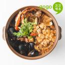 고고새우 해물탕 + 나가사키 짬뽕탕 면사리 추가증정