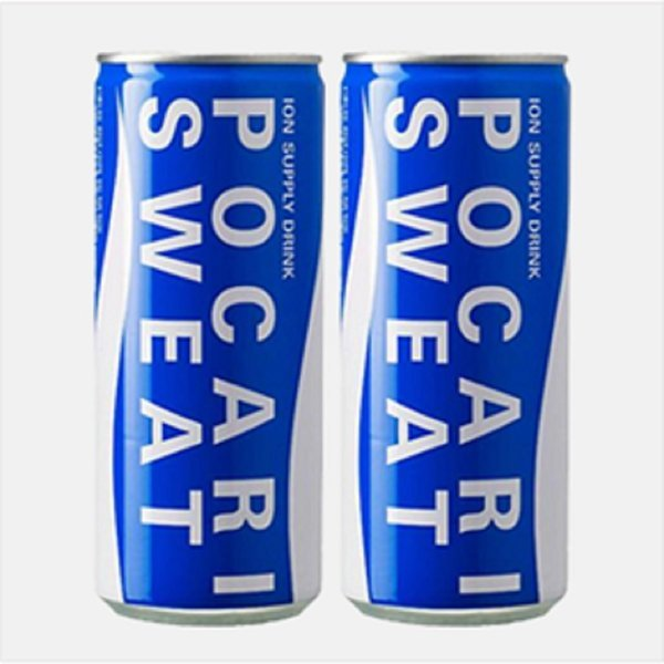 포카리스웨트240ml 이온음료 캔음료 스포츠음료수