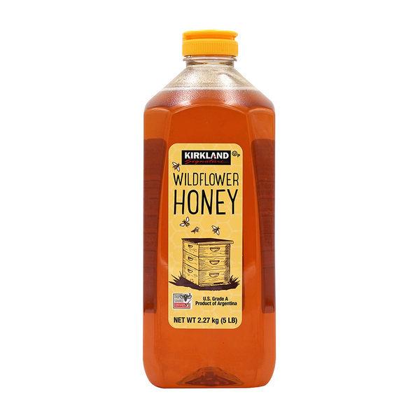 Kirkland 코스트코 야생화 와일드플라워 꿀 허니 아르헨티나 A등급 2.27 kg