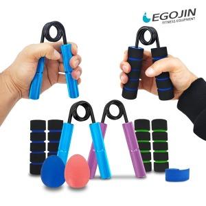 더쎈 악력기 풀세트 핸드그립 악력강화