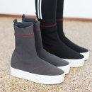 여성 니트운동화 털운동화 운동화 털신발 신발 캘리포