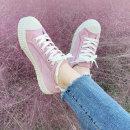 여성 스니커즈 슬립온 운동화 여성단화 신발 포커스