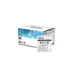 오상헬스케어 SM 클린스왑 알콜솜 1박스 100매
