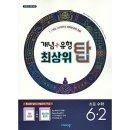 개념+유형 최상위 탑 초등 수학 6-2 (2020)
