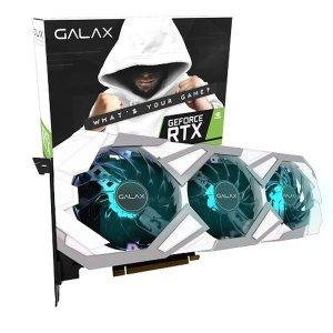:갤럭시 GALAX RTX 3090 EX Gamer WHITE OC D6X 24GB