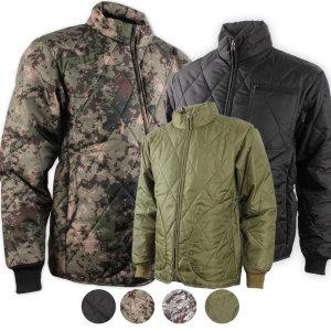깔깔이 상의 차이나넥형 방한복 방한내피 겨울 작업복