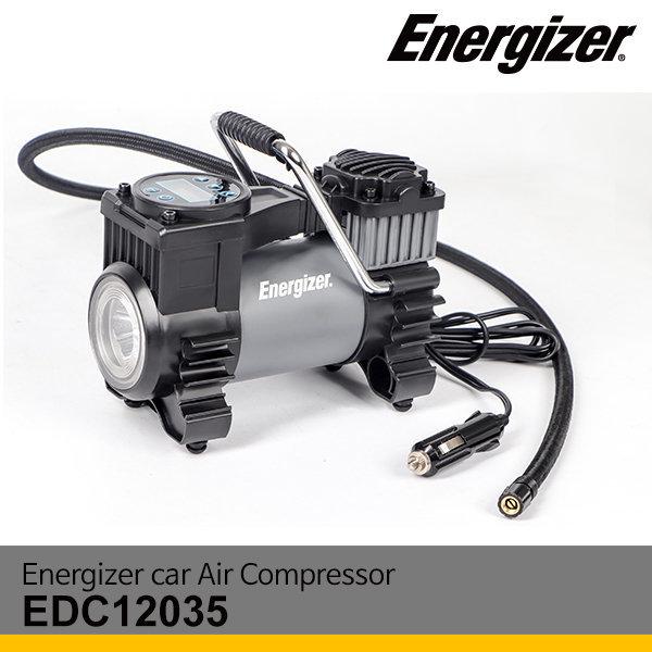 에너자이저 차량용에어컴프레셔 EDC12035 타이어펌프