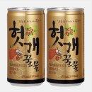 헛개꿀물175ml 30캔 캔음료 음료수 헛개음료