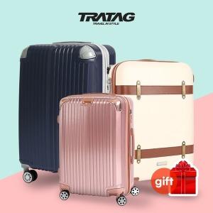 트라텍캐리어최저29900원~사은품여행용캐리어여행가방