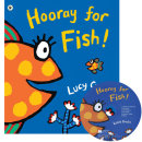 노부영 세이펜 Hooray for Fish (PB+CD)