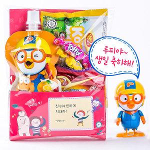 10개_뽀로로 홍삼쏙쏙+간식 4종+메시지무료 포장 선물