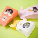 (10개)간식 8종+스티커무료+상자포장 어린이 단체 선