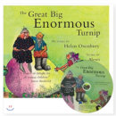 노부영 세이펜 Great Big Enormous Turnip The (PB+CD)