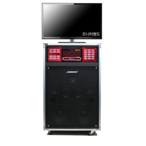 PRO-2200set 태진 가정용 노래방세트 365HK-유선마이크