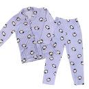 퐁퐁펭귄 남성 울트라밍크잠옷 파자마SET 남성수면잠옷